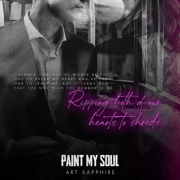 Paint My Soul by Art Sapphire - dagger