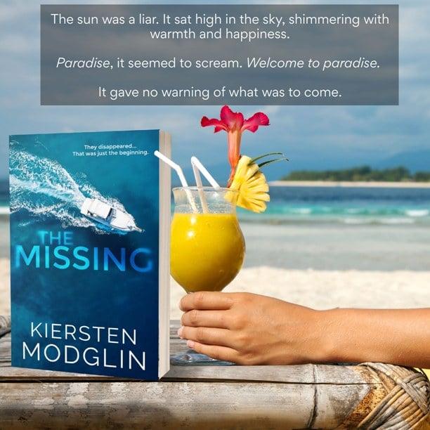 The Missing by Kiersten Modglin - liar