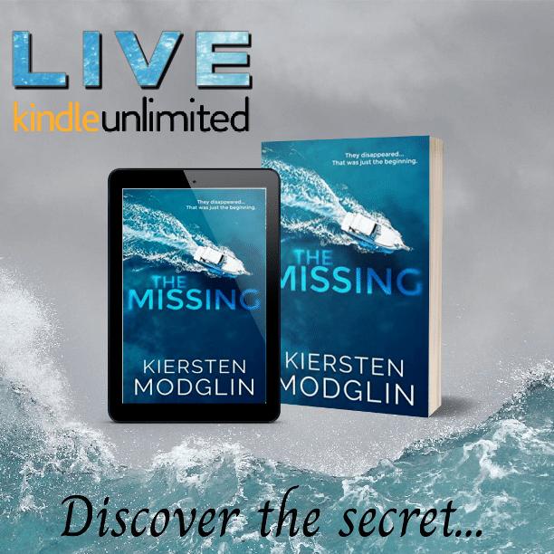 The Missing by Kiersten Modglin - live