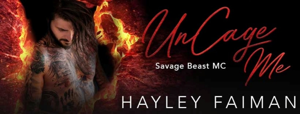 UnCage Me by Hayley Faiman - banner