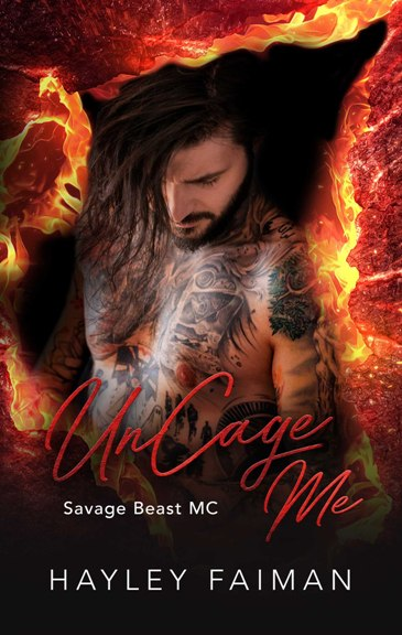 UnCage Me by Hayley Faiman - cover