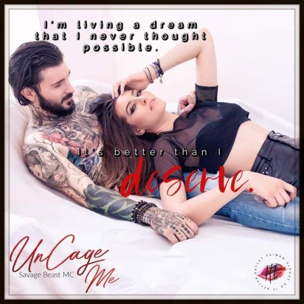 UnCage Me by Hayley Faiman - dream
