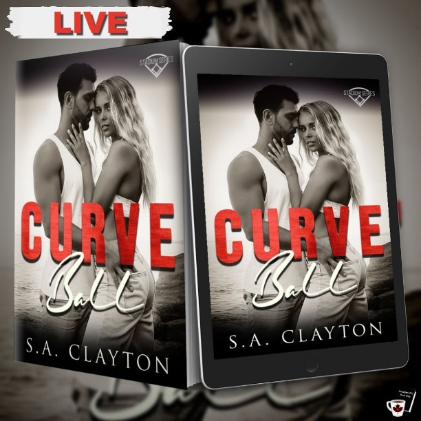 Curve Ball by S.A. Clayton - live