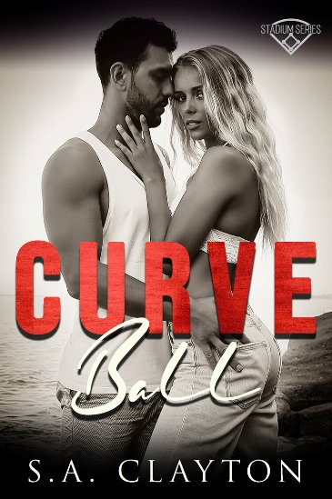 Curve Ball by S.A. Clayton - cover