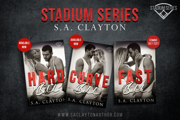 Curve Ball by S.A. Clayton - series
