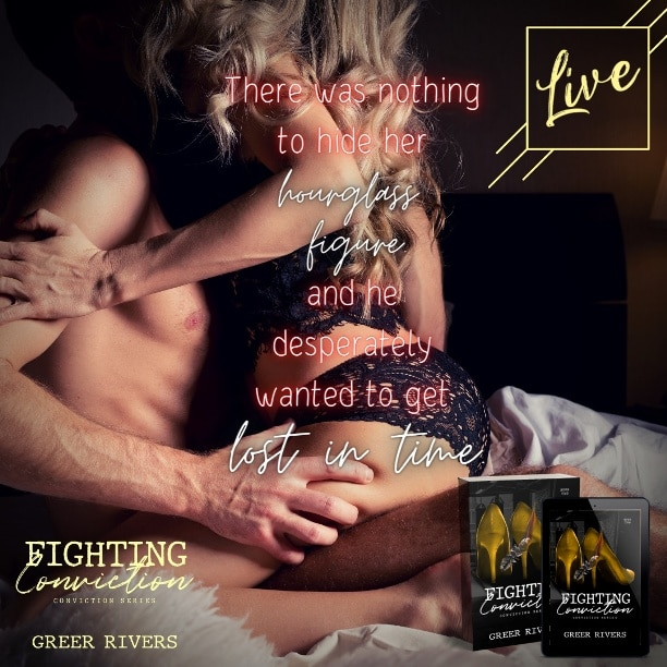 Fighting Conviction by Greer Rivers - time
