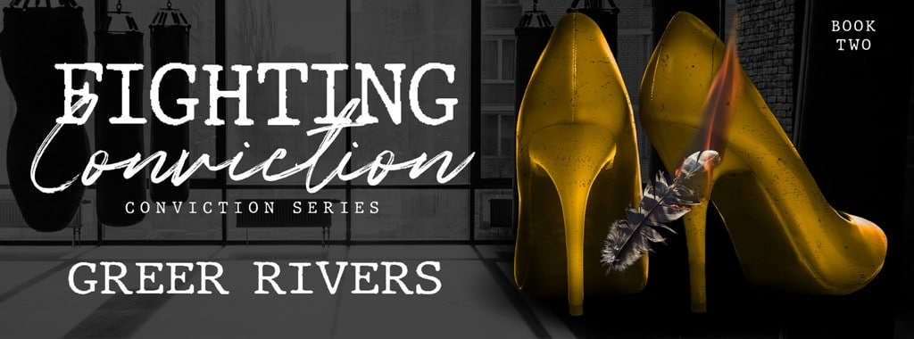 Fighting Conviction by Greer Rivers - banner
