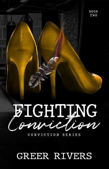 Fighting Conviction by Greer Rivers - cover