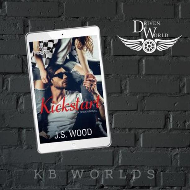 Kickstart by J.S. Wood - KB Worlds