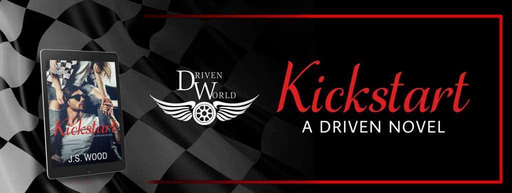Kickstart by J.S. Wood - banner