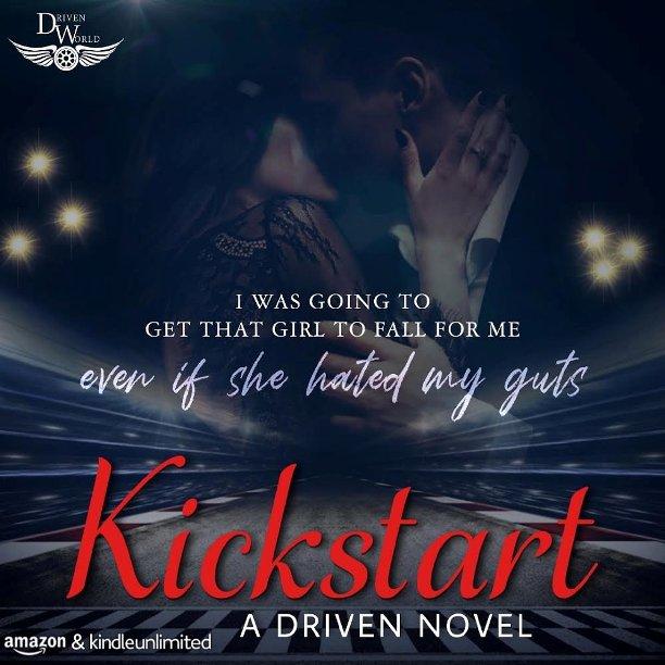 Kickstart by J.S. Wood - guts