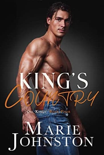 King's Country by Marie Johnston - cover