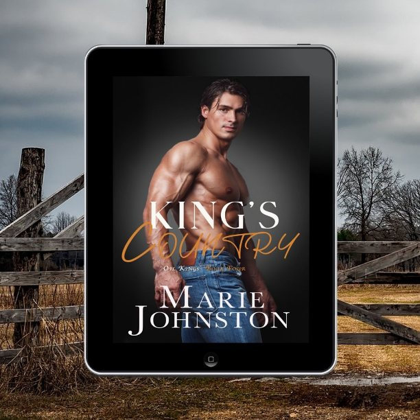 King's Country by Marie Johnston - mockup