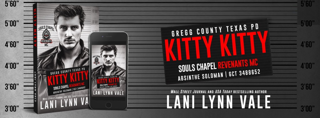 Kitty Kitty by Lani Lynn Vale - banner