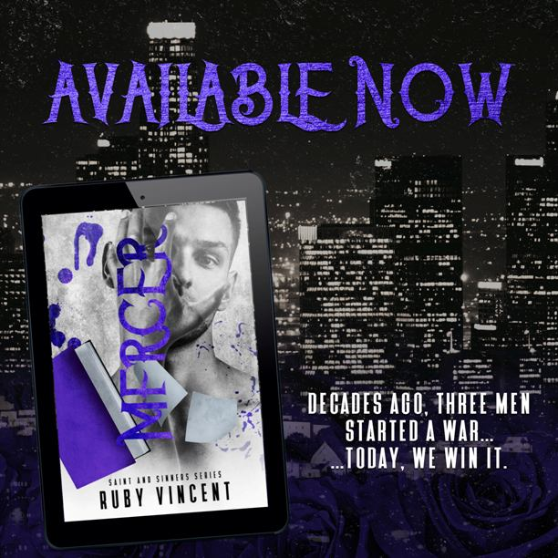 Mercer by Ruby Vincent - available