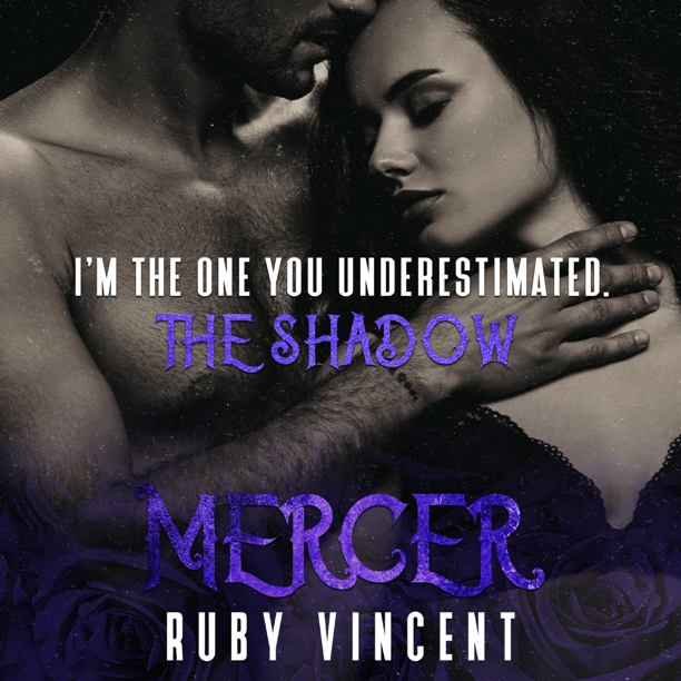 Mercer by Ruby Vincent - shadow