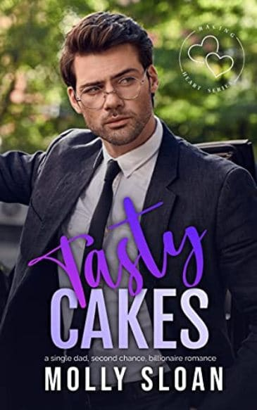 Tasty Cakes by Molly Sloan - cover