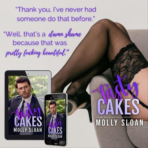 Tasty Cakes by Molly Sloan - damn shame