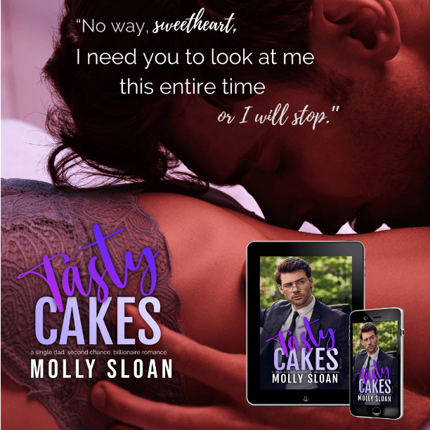 Tasty Cakes by Molly Sloan - look at me