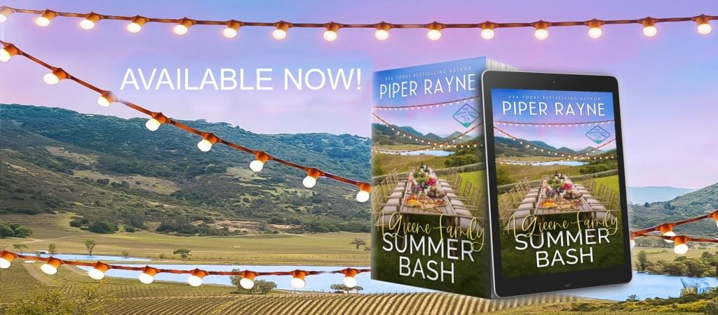 A Greene Family Summer Bash by Piper Rayne - banner