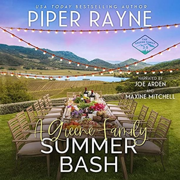 A Greene Family Summer Bash by Piper Rayne - audio