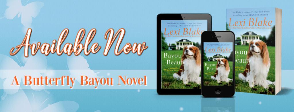 Bayou Beauty by Lexi Blake - banner