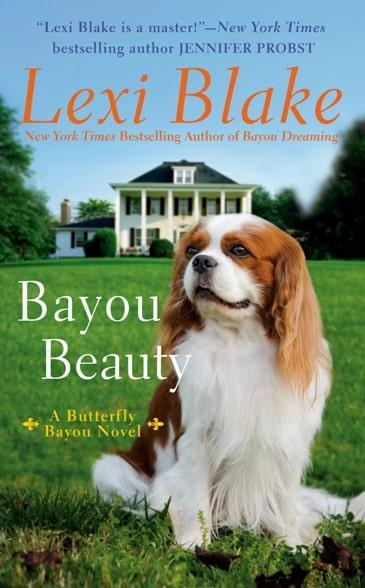 Bayou Beauty by Lexi Blake - cover