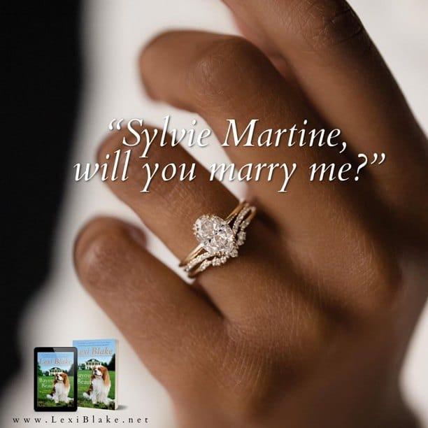 Bayou Beauty by Lexi Blake - marry me?