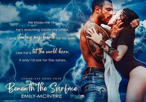 Beneath the Surface by Emily McIntire - ashes