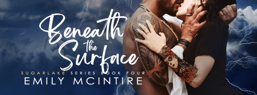 Beneath the Surface by Emily McIntire - banner