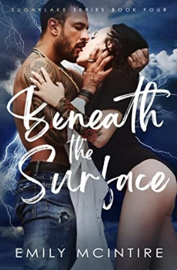 Beneath the Surface by Emily McIntire - cover