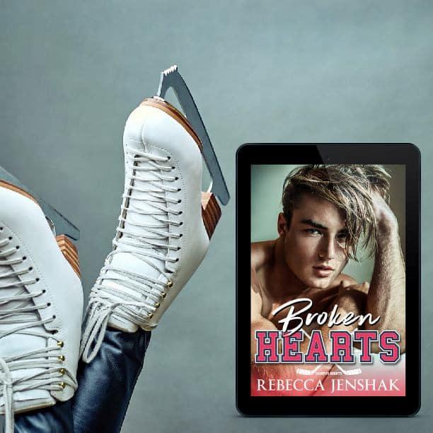 Broken Hearts by Rebecca Jenshak - mockup