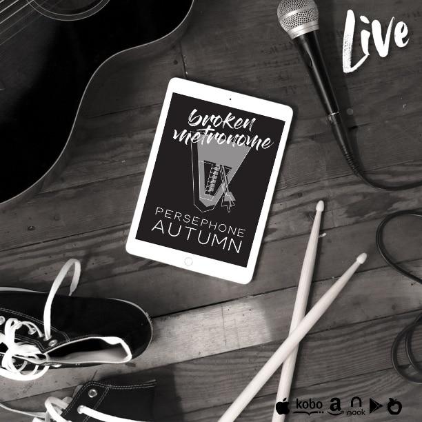 Broken Metronome by Persephone Autumn - live