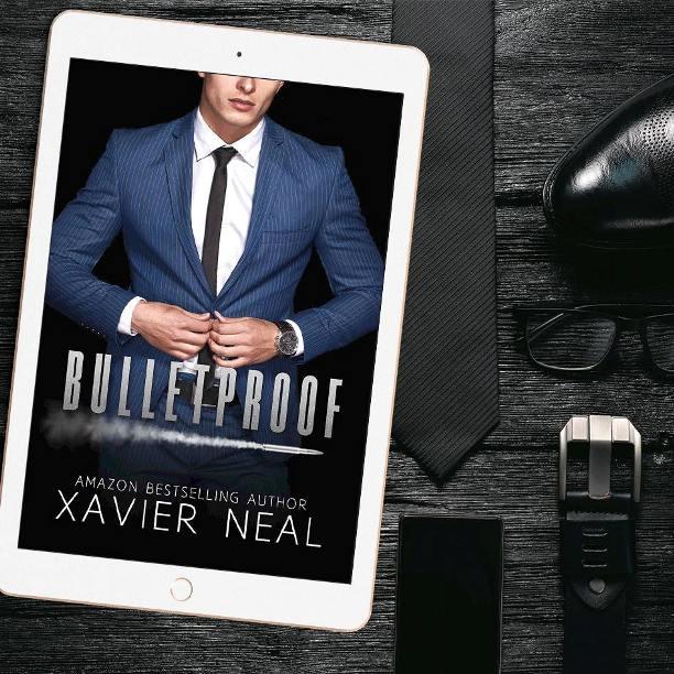 Bulletproof by Xavier Neal - mockup
