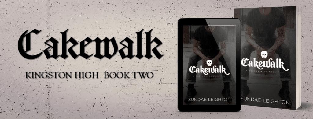 Cakewalk by Sundae Leighton - banner