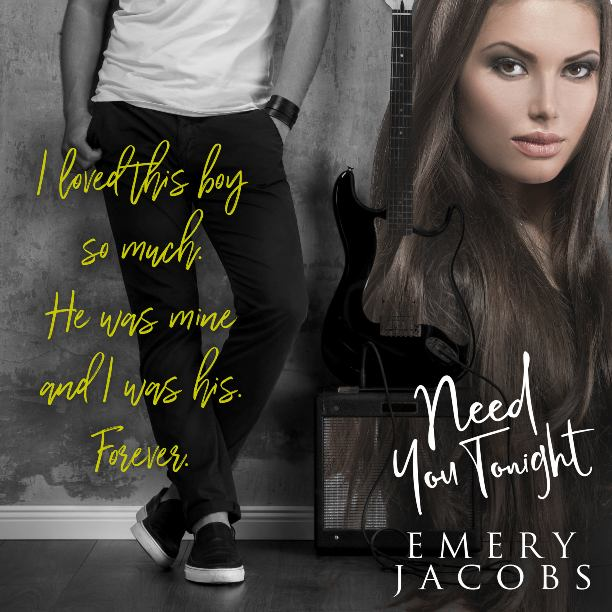 Need You Tonight by Emery Jacobs - forever