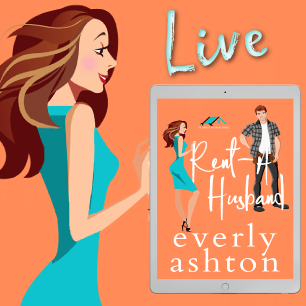 Rent-A Husband by Everly Ashton - her