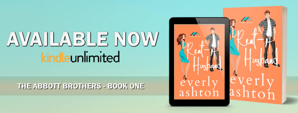 Rent-A Husband by Everly Ashton - banner