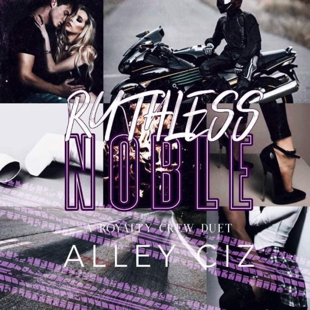 Ruthless Noble by Alley Ciz - collage