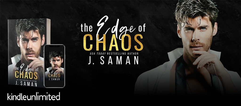 The Edge of Chaos by J. Saman - banner