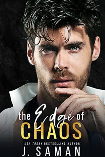 The Edge of Chaos by J. Saman - cover