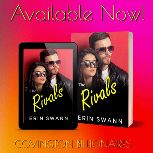 The Rivals by Erin Swann - available