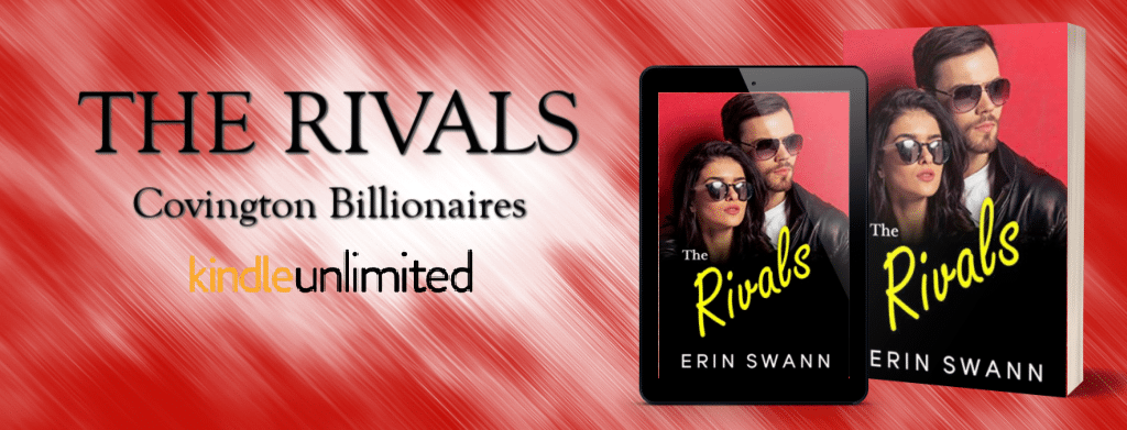 The Rivals by Erin Swann - banner
