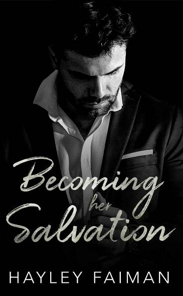 Becoming her Salvation by Hayley Faiman - cover