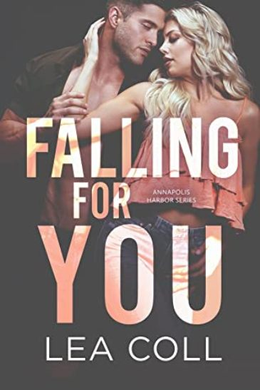 Falling for You by Lea Coll  - cover