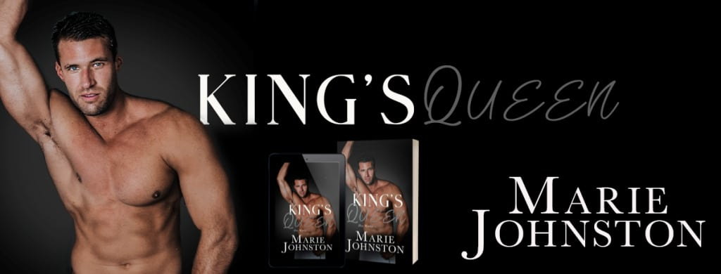 King's Queen by Marie Johnston - banner