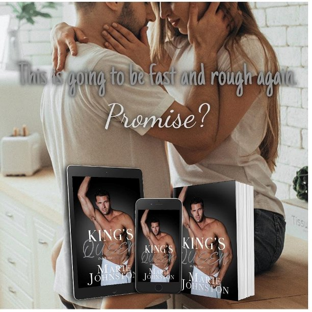 King's Queen by Marie Johnston - promise