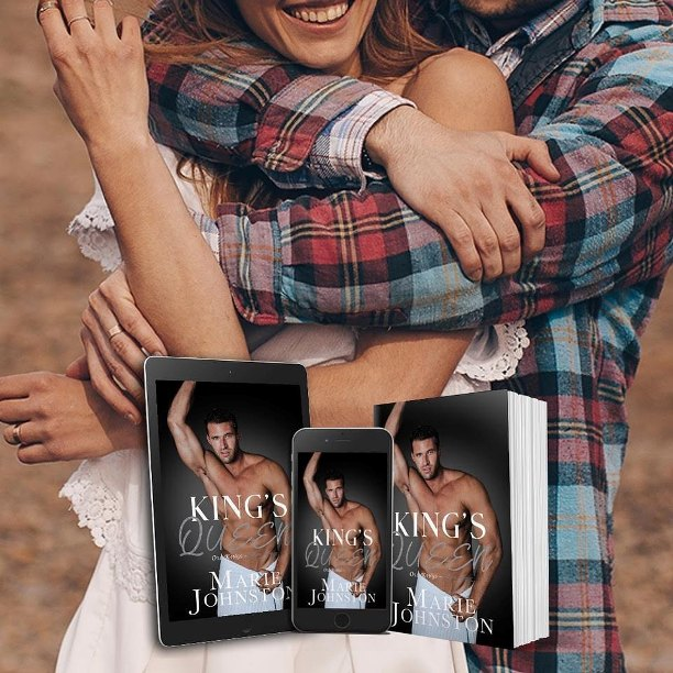 King's Queen by Marie Johnston - squeeze