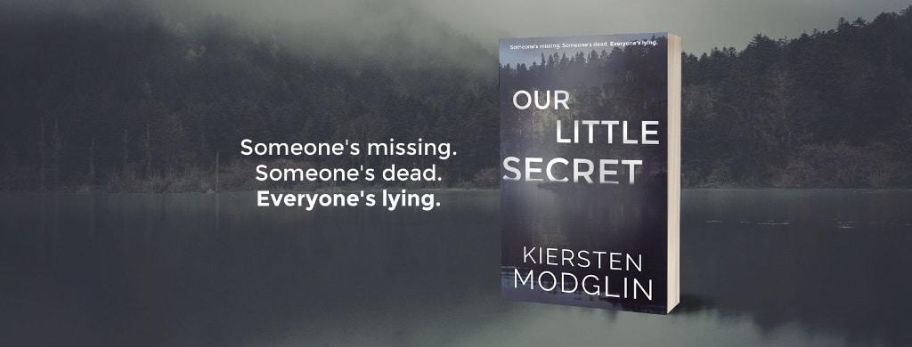 Our Little Secret by Kiersten Modglin - banner