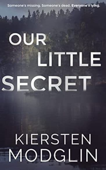 Our Little Secret by Kiersten Modglin - cover